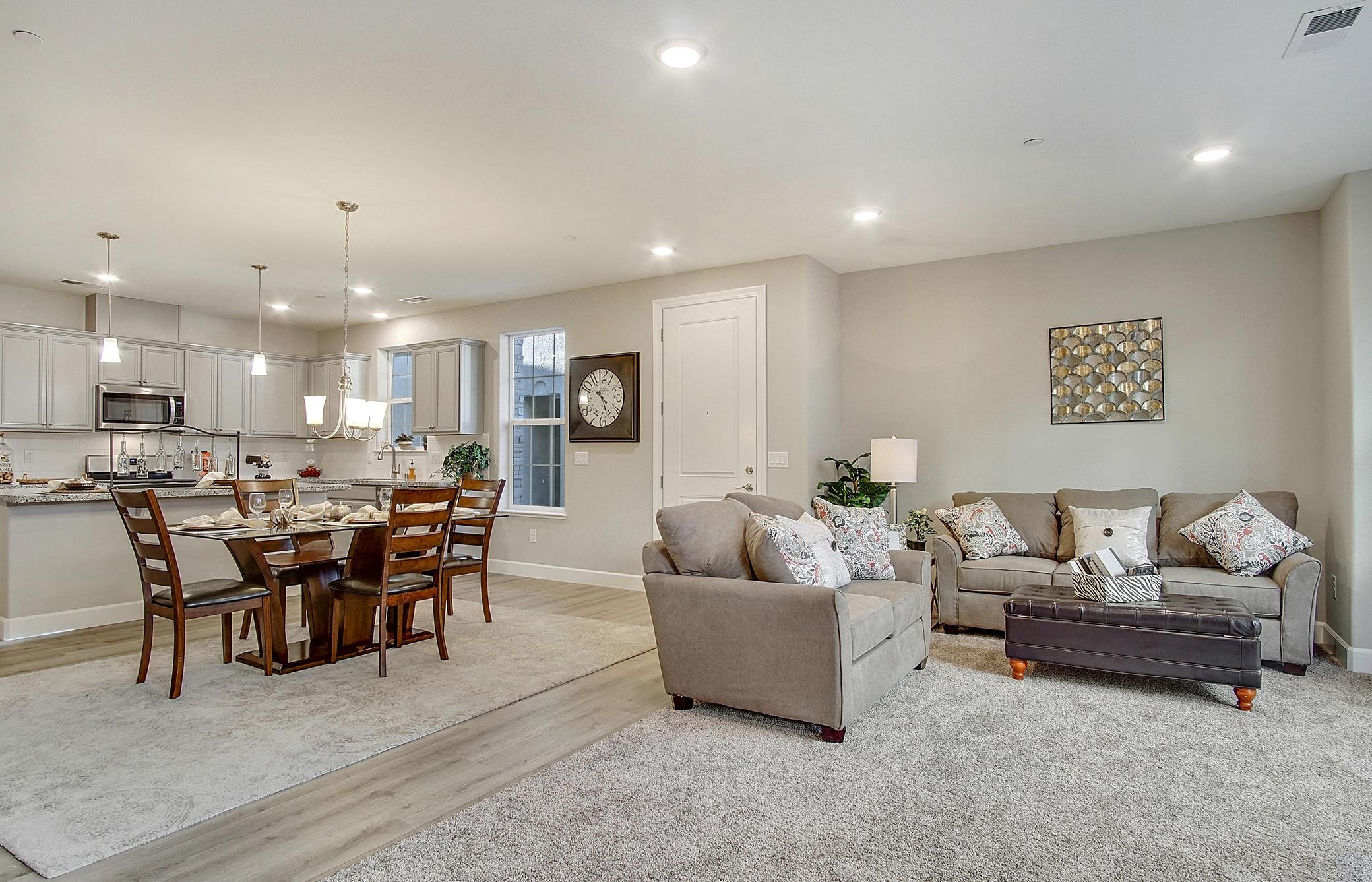 village reno nv living room