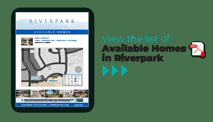 Riverpark community brochure