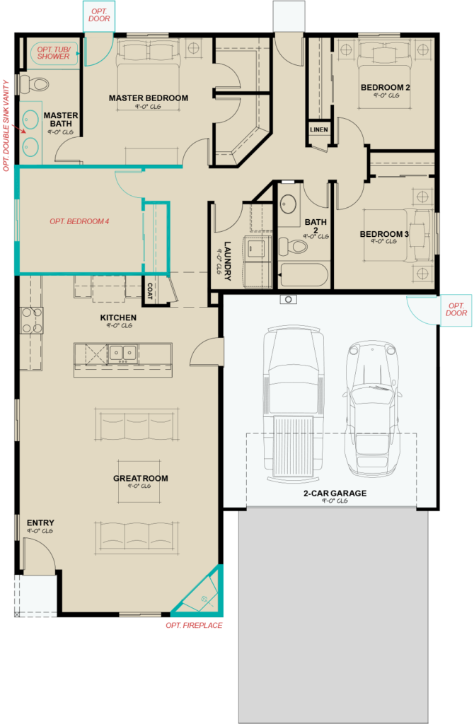 Flats-at-Ponderosa-Plan-3-1565-options-4th-Bed-option-floorplan