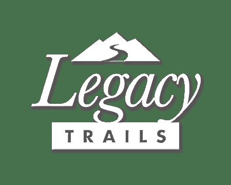 Legacy trails logo